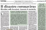 Italia Oggi – Maggio 2020