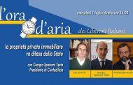 L'ora d'aria dei Liberisti Italiani