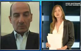 Cusano TV Italia – 13.7.20 – Sfide Quotidiane: l'impatto del Covid 19 sul settore immobliare
