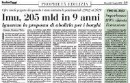 Italia Oggi – Luglio 2020