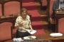 Sfratti: intervento in Senato
