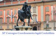 30° Convegno Coordinamento legali Confedilizia