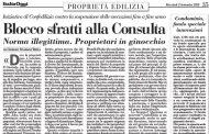 Italia Oggi – Settembre 2020