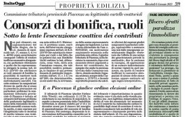 Italia Oggi – Gennaio 2021
