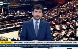 Rai News – 24.4.2021 – Notiziario H 21