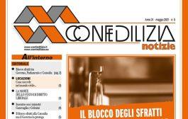 Confedilizia notizie – Maggio 2021