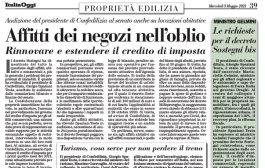 Italia Oggi – Maggio 2021