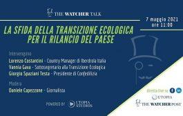 La sfida della transizione ecologica per il rilancio del Paese