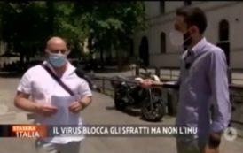 Rete 4 – 16.6.21 – Stasera Italia