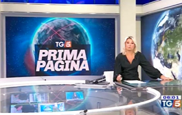 Canale 5 – 7.6.2021 – TG5 ore 8