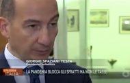 Confedilizia a Stasera Italia