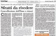 Italia Oggi – Giugno 2021