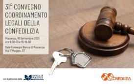 31° Convegno Coordinamento legali Confedilizia