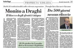 Italia Oggi – Settembre 2021